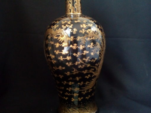 Vase de chine